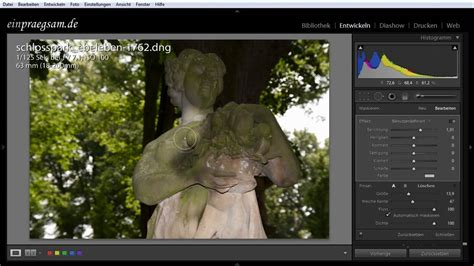 tutorial lightroom 6 deutsch lightroom tutorial deutsch korrekturpinsel das