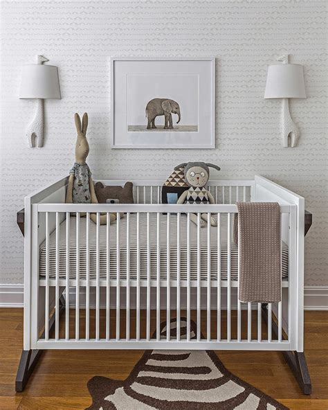 Modern Nursery Decor 10 Nicely Neutral Nurseries Tinyme
