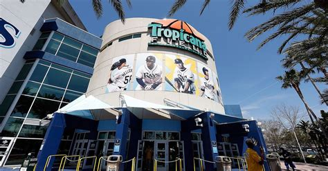 tampa bay rays     stadium fox sports