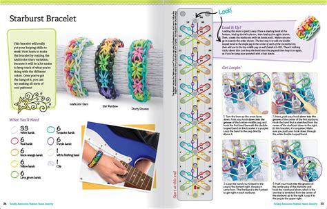Banda Loom Patterns To Print Out For Free Sample Pages