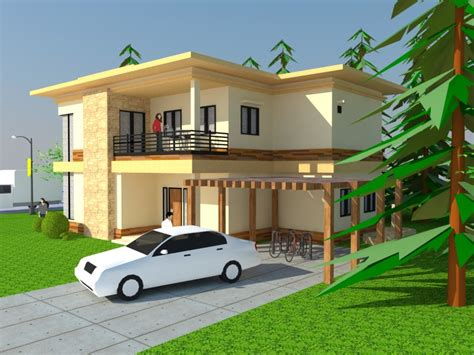 how to design a house in sketchup house in sketchup other view by karlowee on deviantart