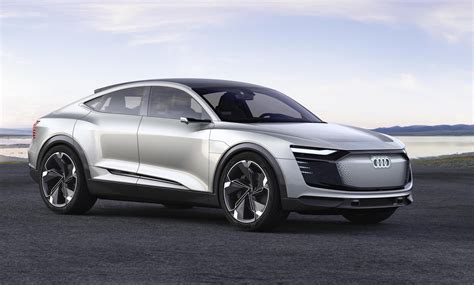 Audi E Tron audi e tron sportback concept debuts at shanghai show