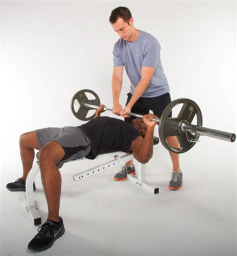 weight lifting bench press spotting in weight lifting spotting technique my