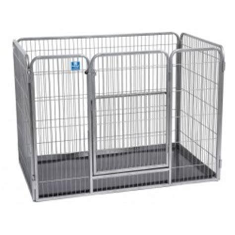 recinto per cuccioli da interno recinti per cani da interno ed esterno animalmania