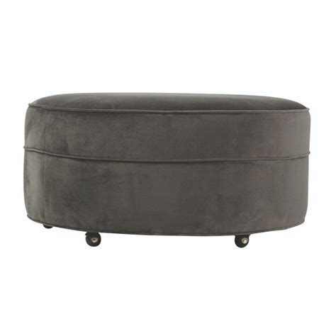home decorators collection riemann smoke accent ottoman