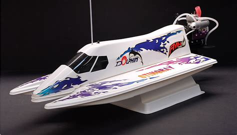 nitro powered rc boats the 30 quot dolphin nitro gas powered rtr hydro speed boat w