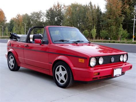 old car owners manuals 1992 volkswagen gti electronic throttle control 1992 volkswagen cabriolet convertible cabrio jetta golf gti r32 beetle bug for sale