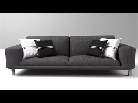 tutorial blender sofa full download leather couch blender speed art