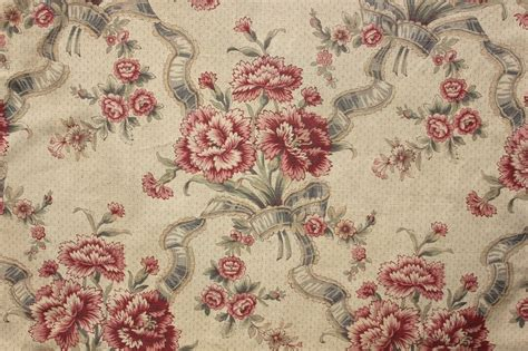 french linen upholstery fabric vintage french printed linen fabric material upholstery