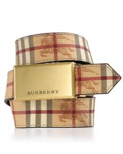 Designer Kitchen Gadgets burberry london quot barnsfield quot brushed plaque belt