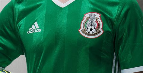Jersey Meksiko mexico 2016 copa america home kit released footy headlines