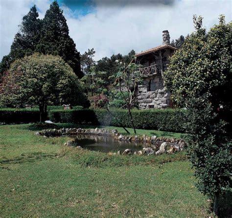 monte aloya park natural park monte aloia in tui pontevedra galicia