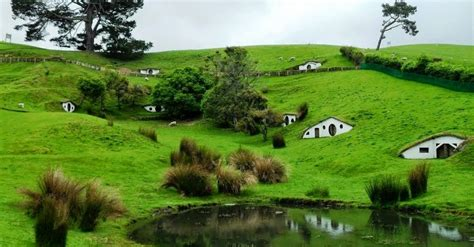 new zealand hobbit houses shire inspired 19 hobbit homes worthy of bag end