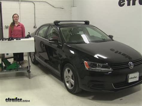 2013 Jetta Roof Rack by Custom Fit Kit For Inno Xs200 Xs250 And Insu K5 Roof