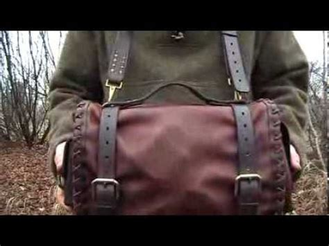 Deepwoods Handcraft - new custom leather bushcraft woodsman s kit and an