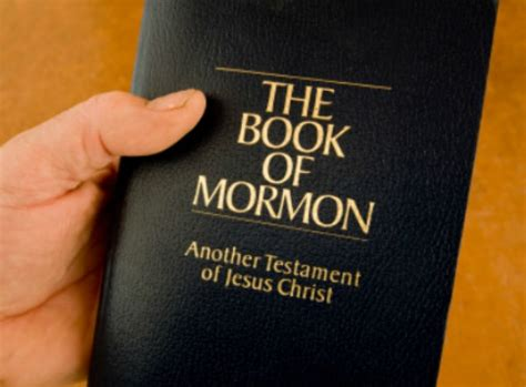 mormon books book of mormon quotes quotesgram