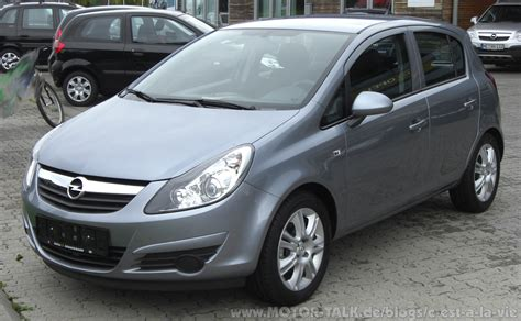 opel corsa 2009 2009 opel corsa photos informations articles