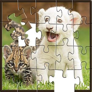 Baby Animal Puzzle baby animals jigsaw puzzles for pc