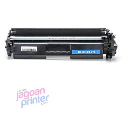 Toner Hp 17a Asli Murah jual toner hp 17a black compatible tanpa chip murah garansi jagoanprinter slug preview