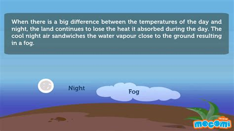 what s the difference between difference between fog and mist