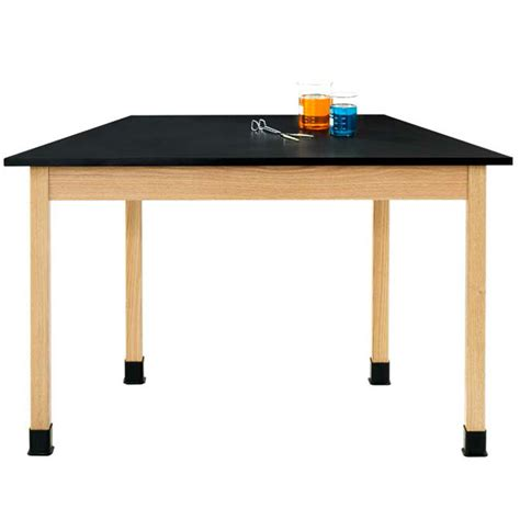 science lab tables diversified woodcrafts tz7142k30 hardwood science lab