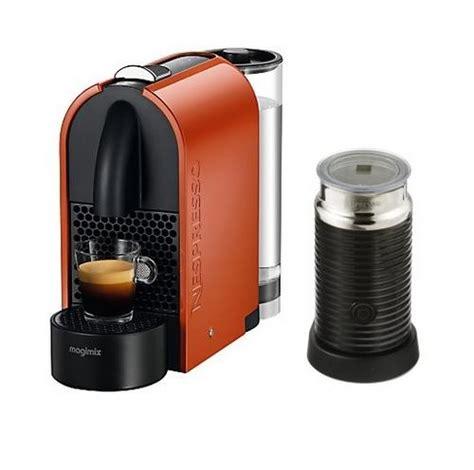 magimix u nespresso magimix nespresso u 11343 coffee machine 19 bar maker