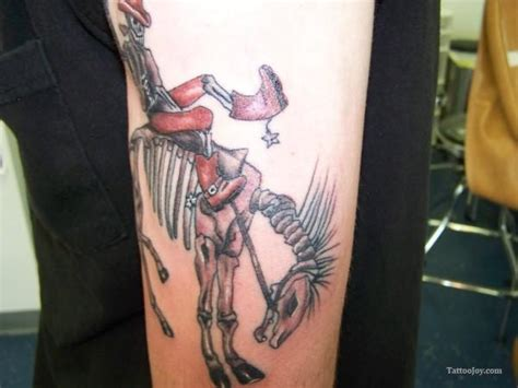 cowboy tattoos designs western cowboy tattoos designs