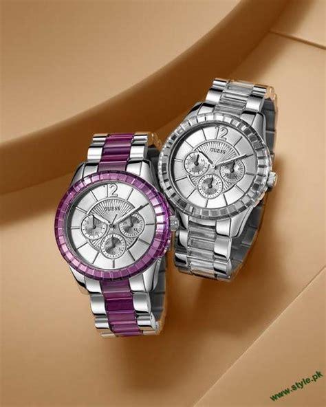 newest wrist watches for girls watch accessories latest wrist watches for girls by guess 2011 2012