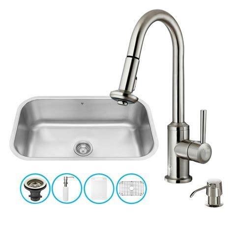 30 in kitchen sink vigo farmhouse apron front 30 in single bowl kitchen sink