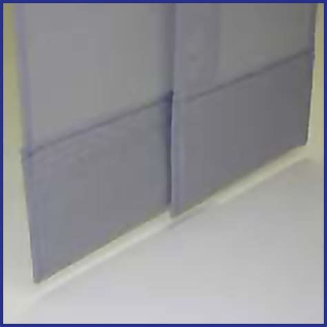 panel track curtains commercial insect panel curtain with stainless steel track