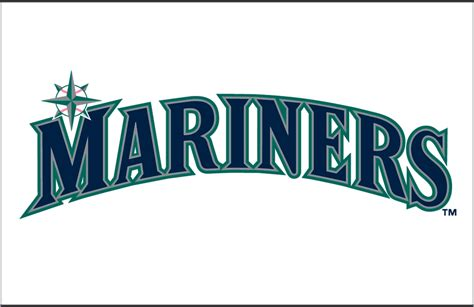 seattle transfer color seattle mariners 2015 pres jersey logo decals stickers 3