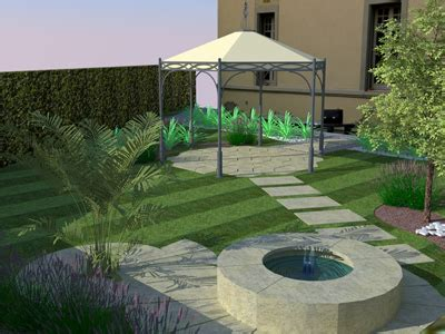 progetto giardino albano progettazione progetto giardino