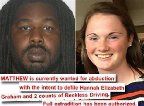 Missing university of virginia student hannah graham and are on the