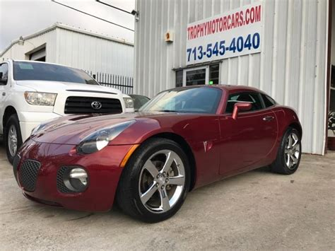 pontiac solstice seats pontiac solstice gxp coupe for sale used cars on buysellsearch