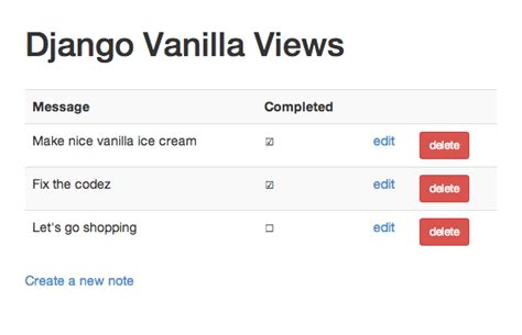 django tutorial class based views django vanilla views beautifully simple class based views