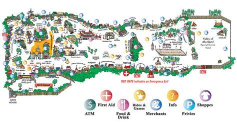 renaissance festival map map michigan renaissance festival