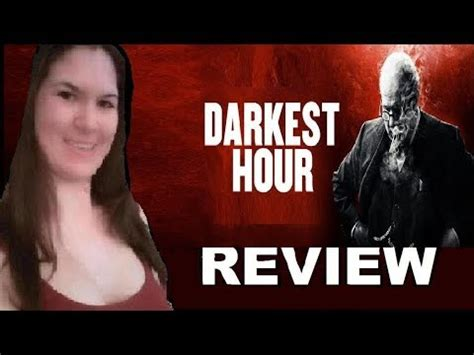 darkest hour film review darkest hour movie review youtube