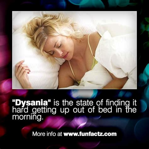 hard to get out of bed quot dysania quot is the state of finding it hard getting up out