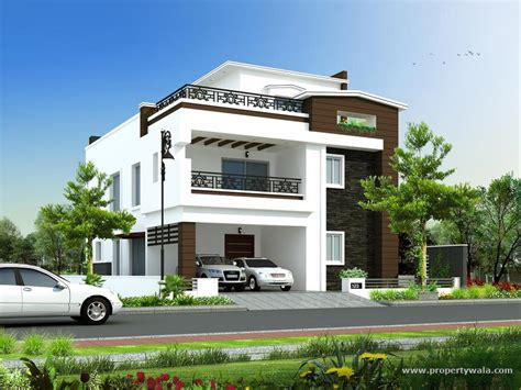 3d front elevation house design andhra pradesh telugu real estate house elevation telangana telugu real estate