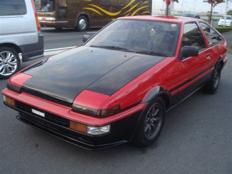 Toyota Ae86 Trueno For Sale Toyota Sprinter Trueno Gt Apex Ae86 For Sale Japan Car
