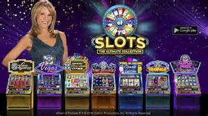 Above wheel of fortune slots the ultimate collection features vanna
