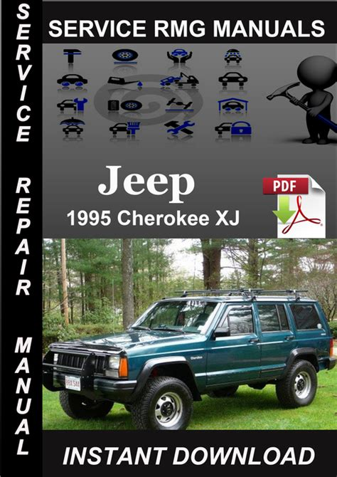 download car manuals pdf free 1995 jeep cherokee instrument cluster 1995 jeep cherokee xj service repair manual download download man