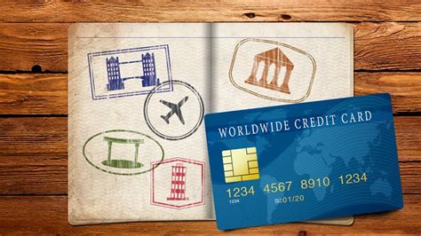 International Use Visa Gift Card - the best credit cards for international travel 2016