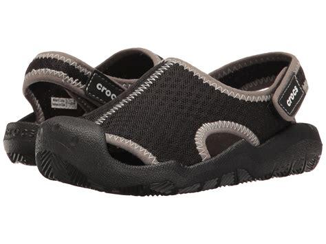 croc sandals toddler crocs swiftwater sandal toddler kid at