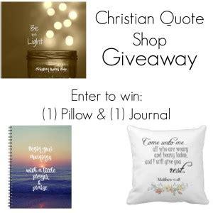 Christian Giveaways - mamathefox christian quote shop giveaway mamathefox