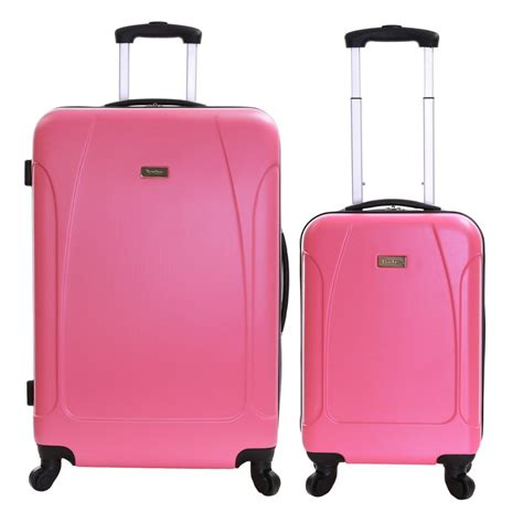 buy karabar evora set of 2 hard suitcases karabar