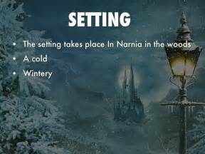 Setting Of Narnia The The Witch And The Wardrobe by The The Witch And The Wardrobe By Mackenzie Crouch
