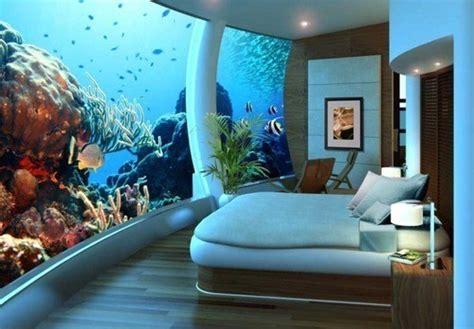 Underwater Hotel Experience: Water Discus Hotels   Luxury