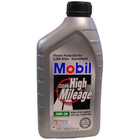 Most High Milage Motor 5w 30 Detox by 88863351 5w30 Mobil Clean High Mileage
