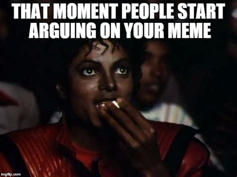 michael jackson popcorn memes imgflip